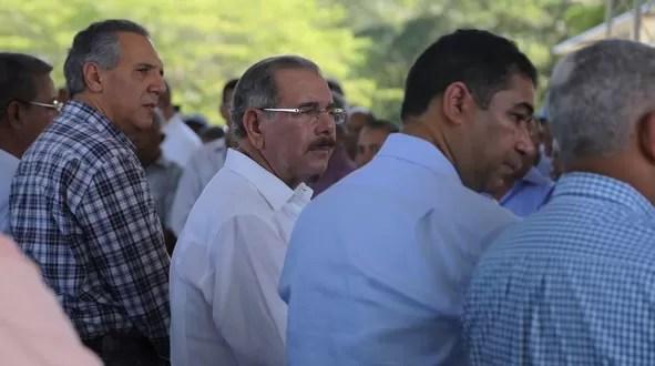 Danilo Medina promete financiamiento para ganaderos