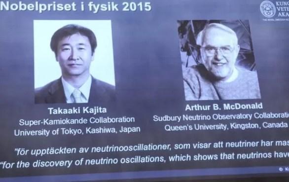 Nobel fisica