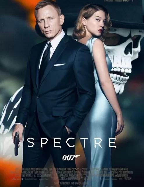 Nueva película de James Bond se estrena en RD el 5 de noviembre