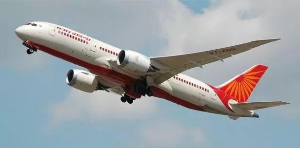 """Air India halló que 600 de sus 3,500 trabajadores de cabina sufrían sobrepeso y les pidió que """"se pusieran en forma""""."""