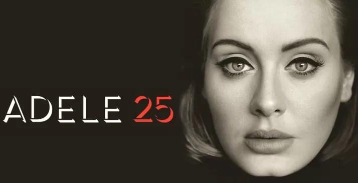 Adele lanza un nuevo disco con canciones algo melancólicas sobre su juventud