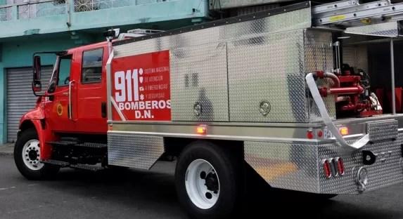 Incendio afectó 10 viviendas en La Ciénega