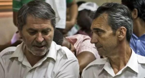 Bruno Odos y Pascal Fauret