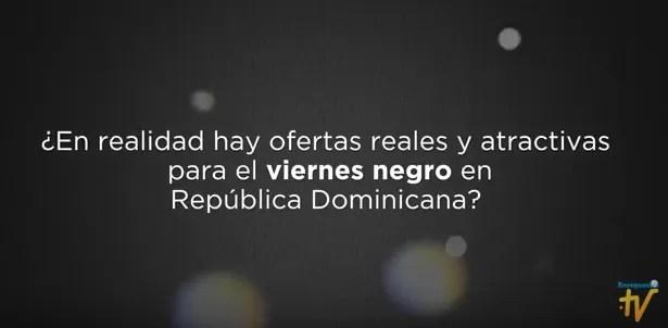#EnsegundosTV: Recomendaciones antes de comprar el viernes negro