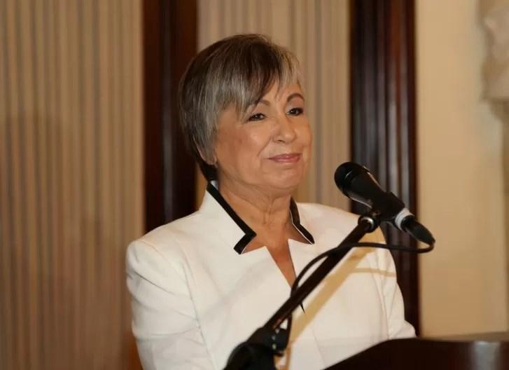 Margarita Cordero gana el Premio Nacional Periodismo