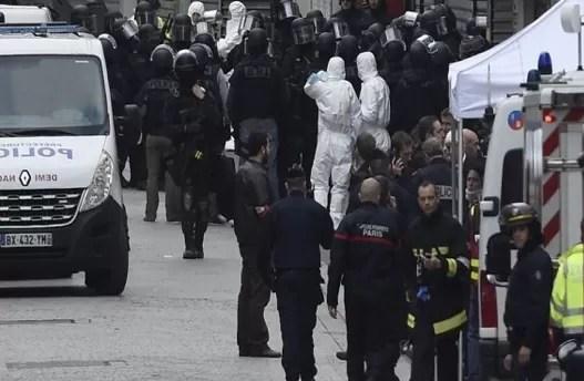 Mujer kamikaze abre una nueva era de la yihad en Francia