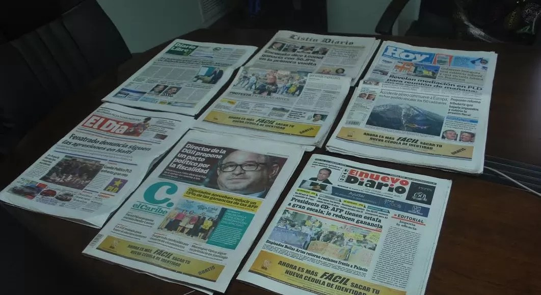 Estudio indica que la prensa dominicana presta poca atención a las mujeres
