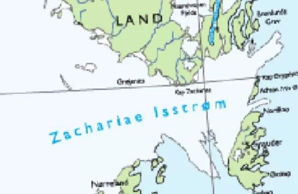Zachariae Isstrom