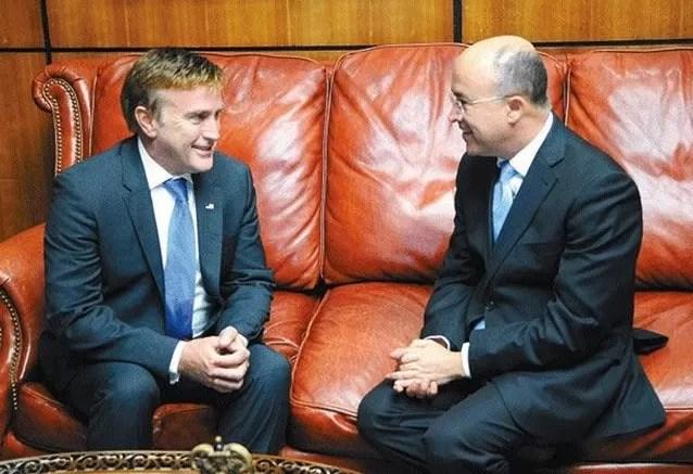 El Embajador afirma EEUU coopera con RD  en casos  de corrupción