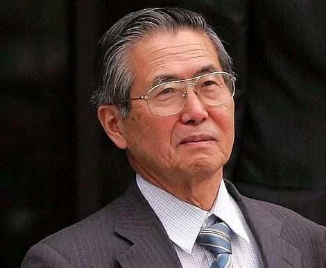 """El presidente Humala afirma que Fujimori fue """"un ladrón de marca mayor"""""""