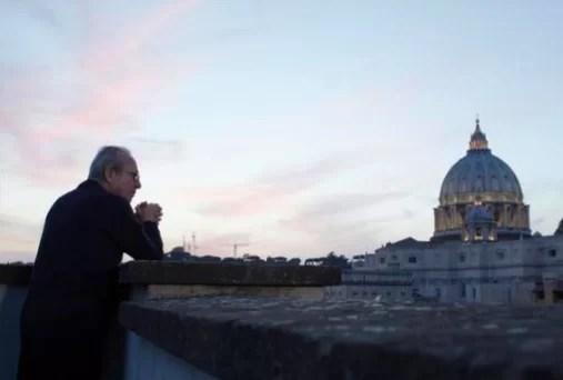 """Desfavorecidos de Roma asisten en Vaticano al estreno de """"Call me Francesco"""""""