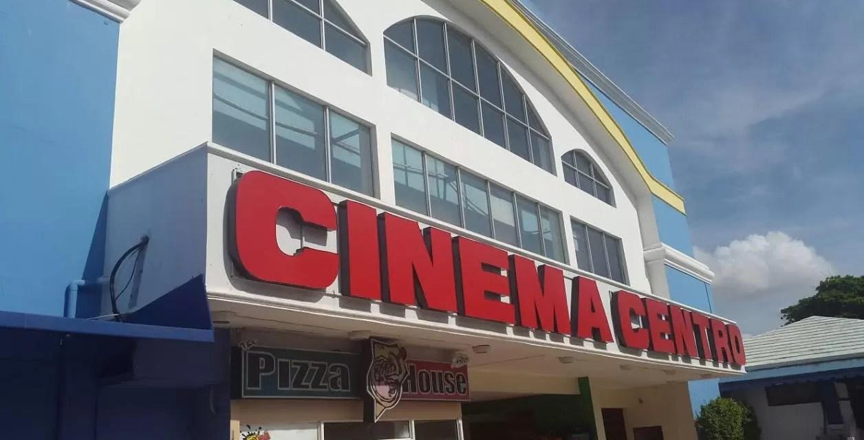Evalúan  daños por fuego en Cinemacentro del Malecón