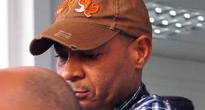 Foto del hombre acusado de matar el padre de Kimberly Castillo