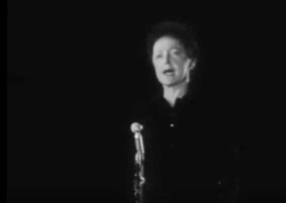 La voz de Edith Piaf sigue vibrando cien años después de su nacimiento