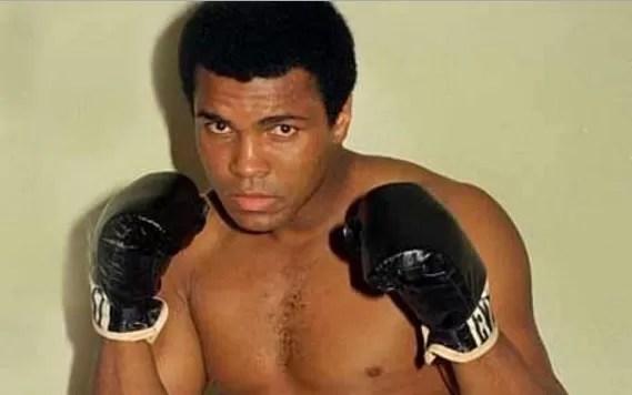 Mohamed Ali lanza contragolpe a Donald Trump