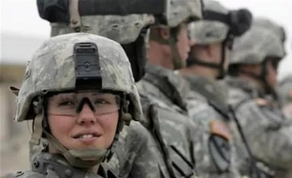 Fuerzas armadas de EEUU abren todos los puestos de combate a las mujeres