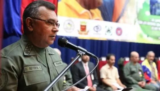 Jefe de Guardia Nacional venezolana acusado de narcotráfico en EEUU