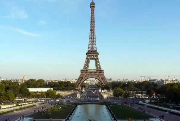 El turismo en París está por el suelo