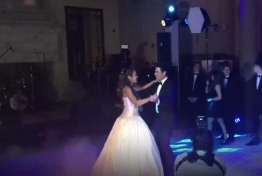 """Chayanne bailó """"Tiempo de vals"""" con su hija"""