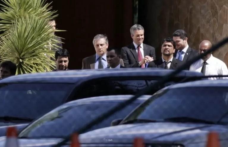 Brasil: Policía allanó domicilio del presidente de la Cámara de Diputados