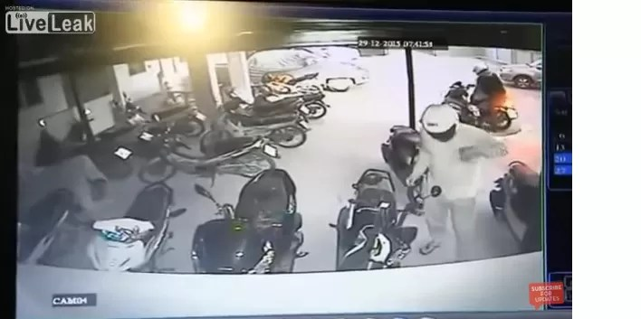 ladron motor