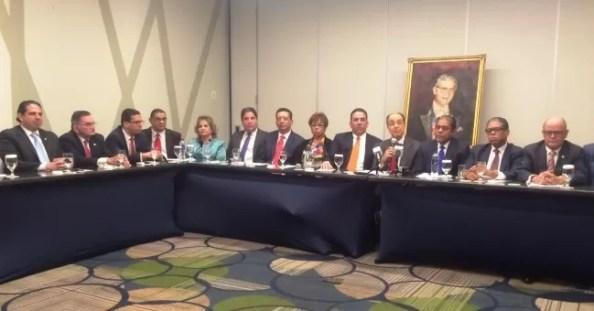 Reformistas con Danilo