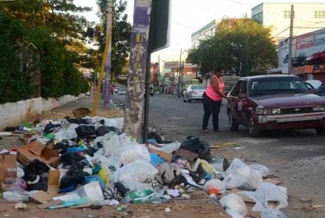 basura santiago afecta