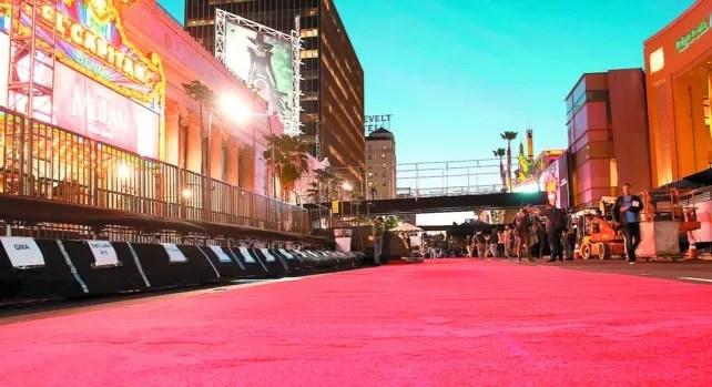 Lo que hacen para brillar en la alfombra roja de los Premios Óscar