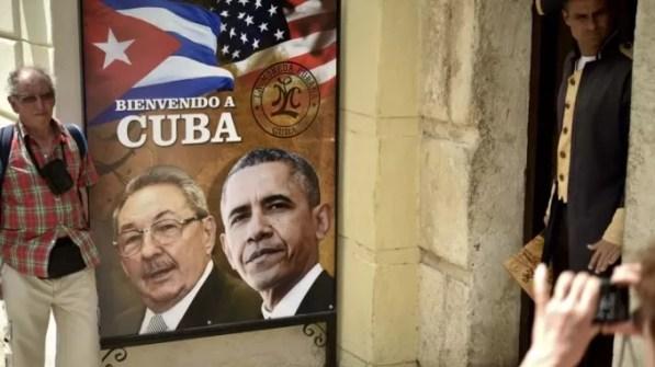 El viaje de Obama se inicia este domingo y culminará el martes 22. Foto/ AFP
