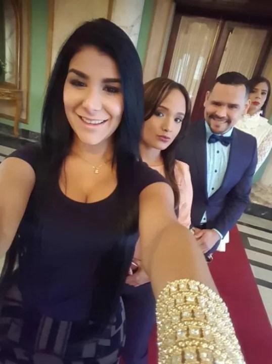 Palacio Nacional chicas