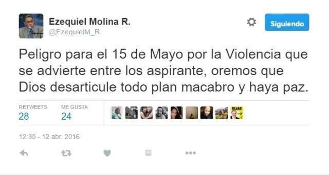 Molina pastor