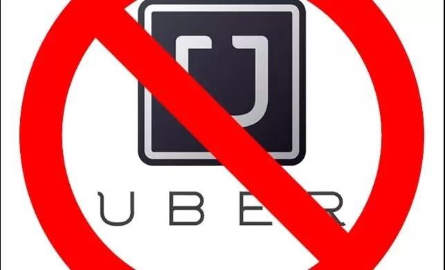 no uber