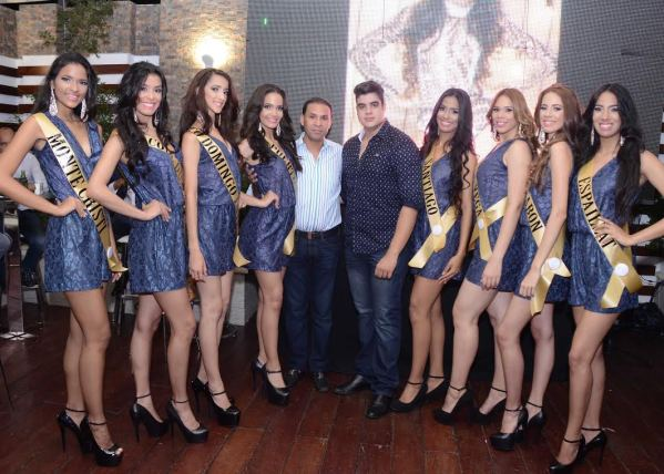Candidatas Miss Grand