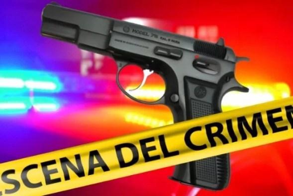 Crimen muerte disparo