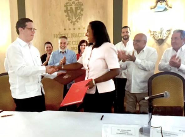 Cuba y RD