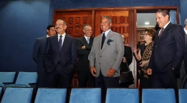Danilo Medina Teatro Nacional