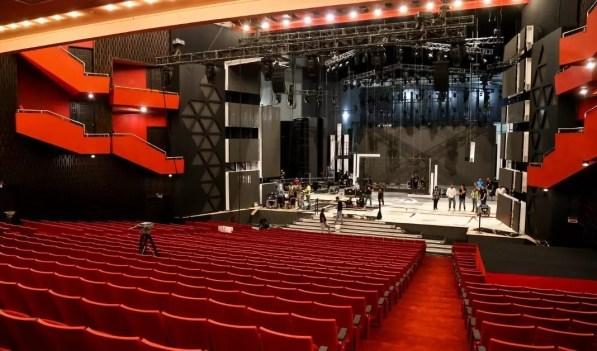 Teatro Nacional Santo Domingo