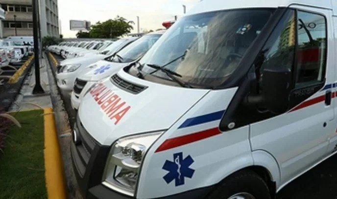 Usan ambulancia para traficar con haitianos