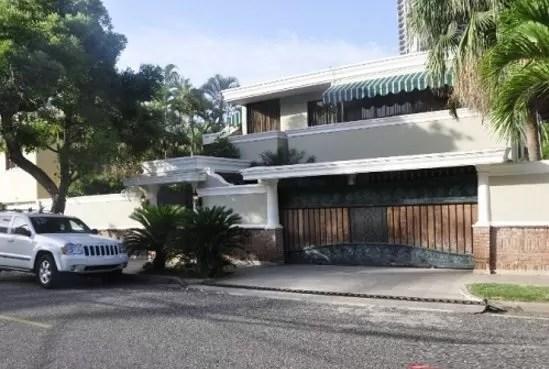 Casa residencia