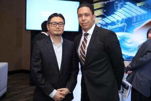 Jose Peguero y MITE NIshio