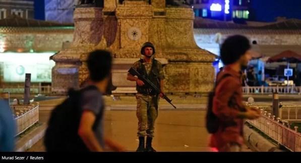 Militar Turquia