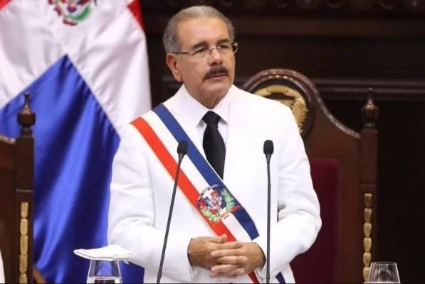 Danilo Medina 2016