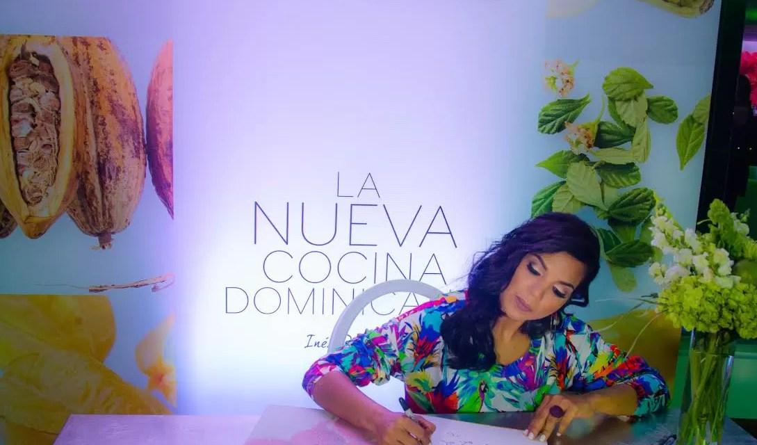 """Un nuevo libro """"La Nueva Cocina Dominicana"""""""