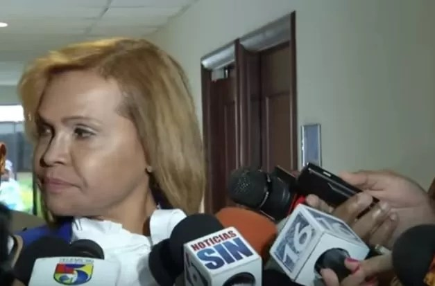 Sonia Mateo Senadora
