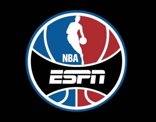 ESPN con  transmisión en vivo de los juegos de la NBA
