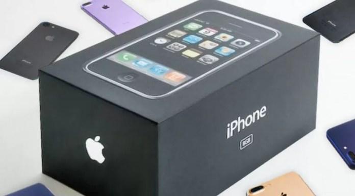 2bd9e844ea8 El iPhone 2G original ya cuesta mucho más que el iPhone 7 ...