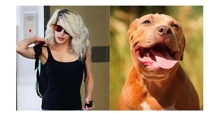 mujer-con-pitbull