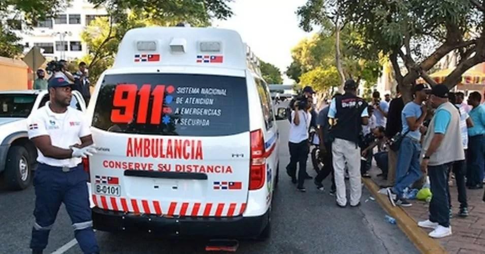 Operadores de las ambulancias del 9-1-1 anuncia paro en operaciones