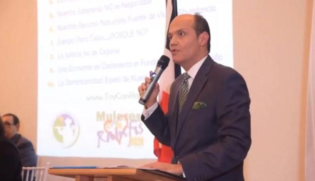 Ramfis condena que haitianos agraven delincuencia y estado de inseguridad pública