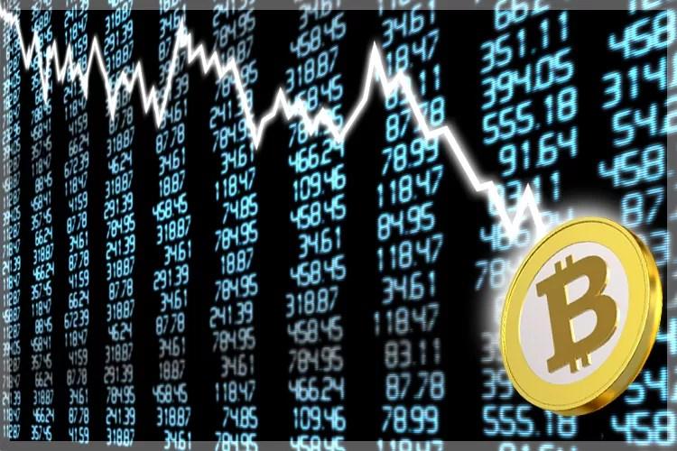 El bitcóin continúa hundiéndose tras una advertencia lanzada en China